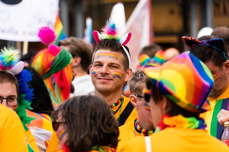 Nottinghamshire Pride 2018