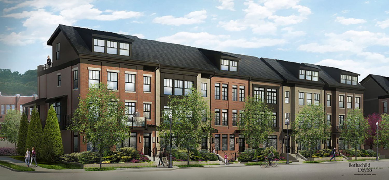 Waterfront Place Townhomes