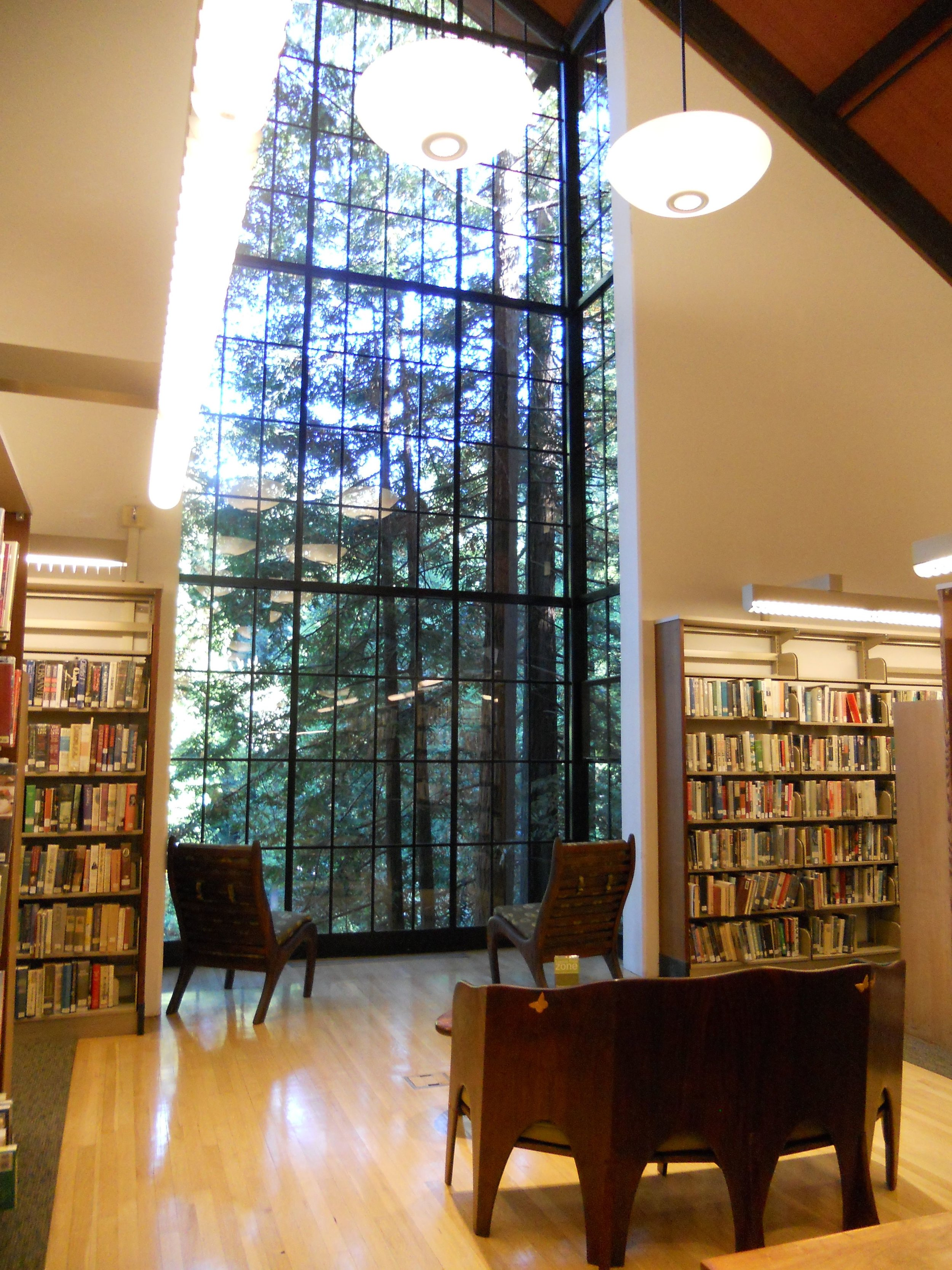 Mill Valley Public Library, Mill Valley, CA