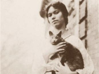 Elsa Gidlow 1917