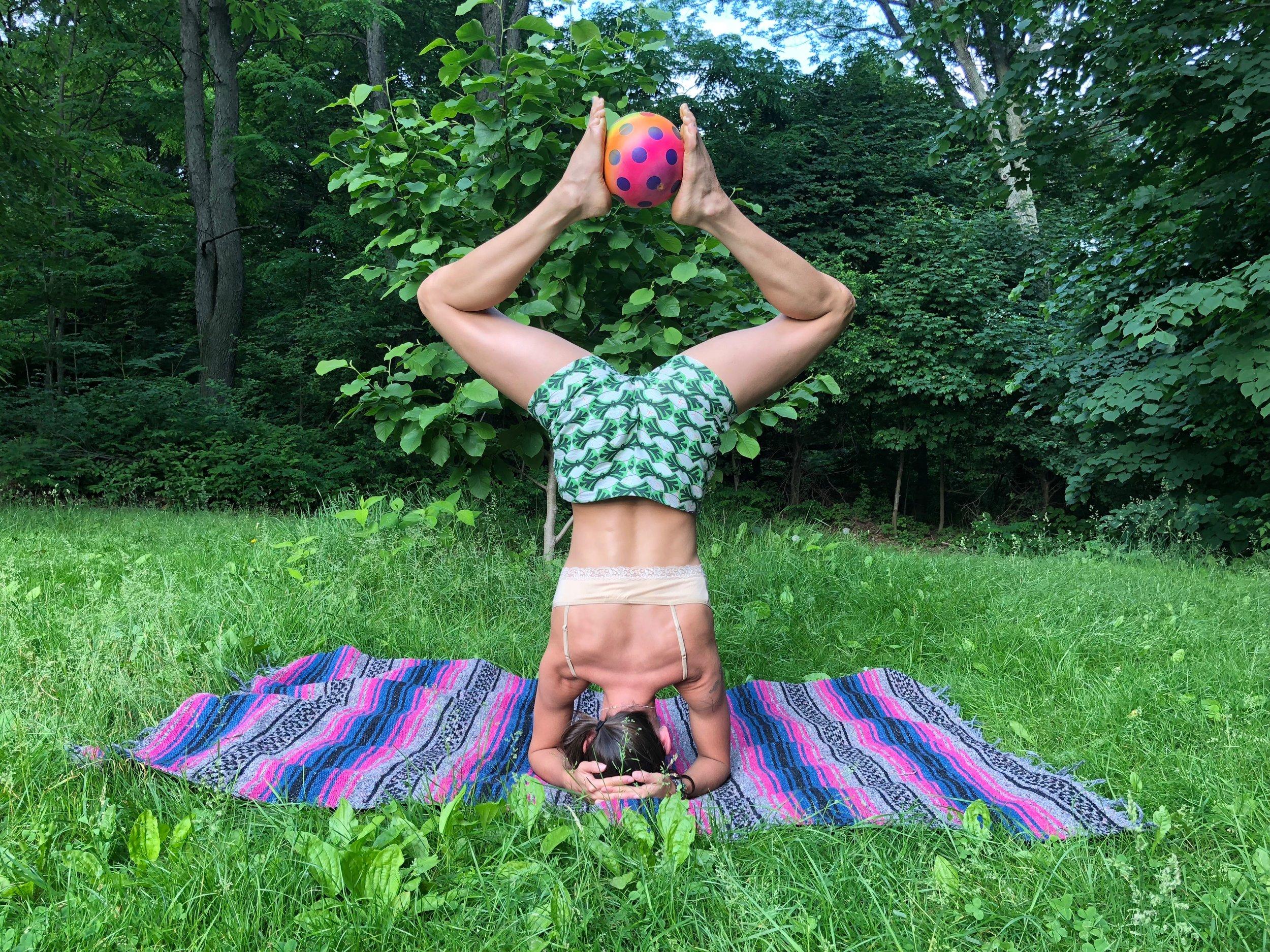 Yoga & Trauma Informed Yoga -