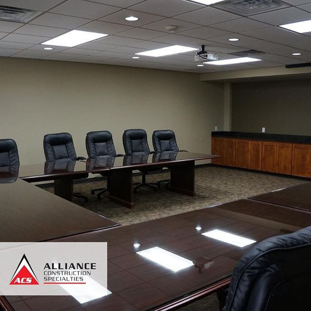 Do you have an area that needs remodeling? #alliance #allianceconstruction #commercialremodeling