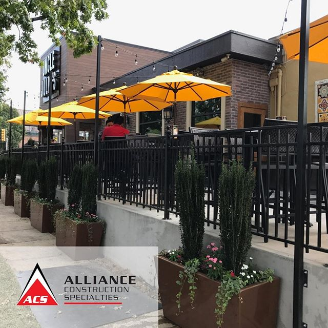 We need patio weather ASAP! #sohotintexas #acsalliance #allianceconstruction #bringonpatioweather