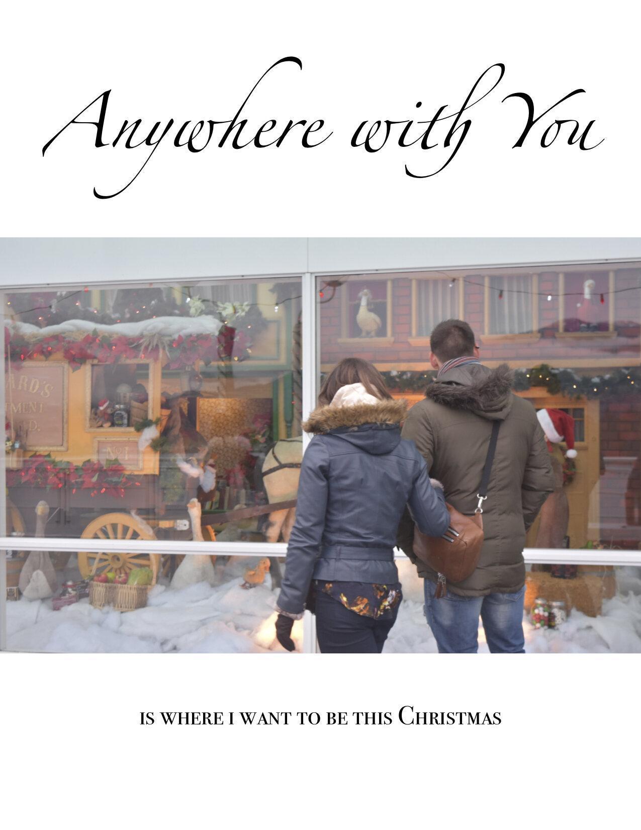 Anywhere with you Christmas.jpg