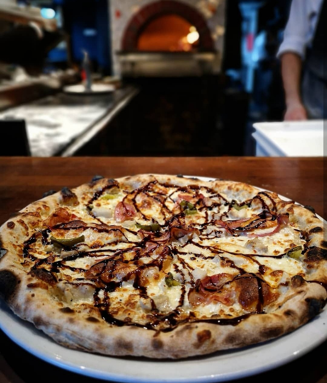 Showcasing the craft beer and wood oven pizza for the  Victory Cafe  in Toronto, ON.