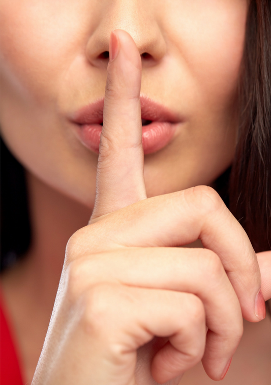 Are women silent? - Or are are their voices simply not heard?
