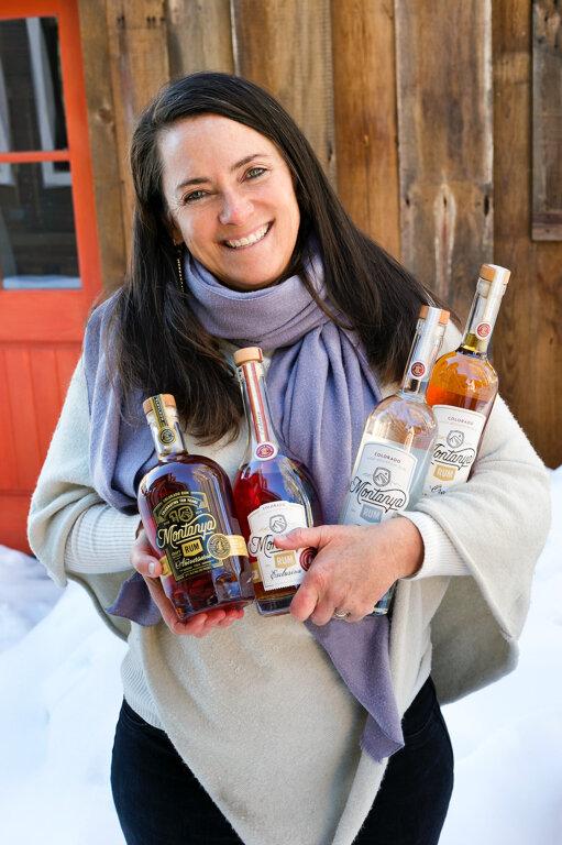 Karen Hoskin - CEO/Co-founder of Montanya Distillers & Zoetica