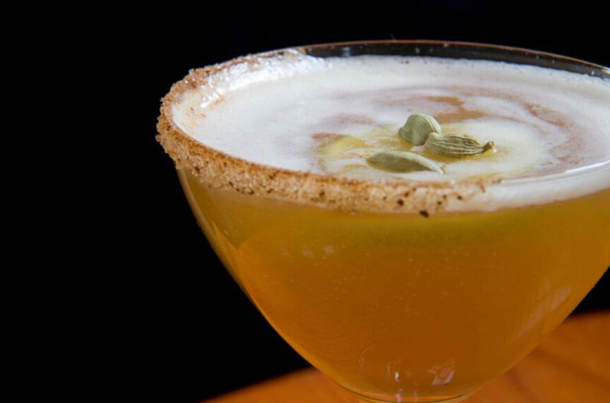 Montanya's Signature Cocktail is the Maharaja. - However, you can access many other recipes here.