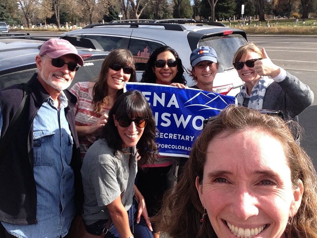 Jena Griswold's campaign 2018
