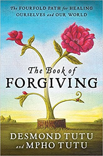 The Book of Forgiving - This book helped me release those people from my past that had hurt me. It opened me to the healing that forgiveness brings.