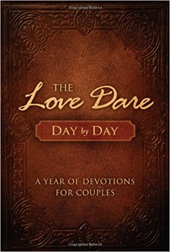 Love Dare Devotional - Simple and powerful way to set your focus for the day and for your relationship.
