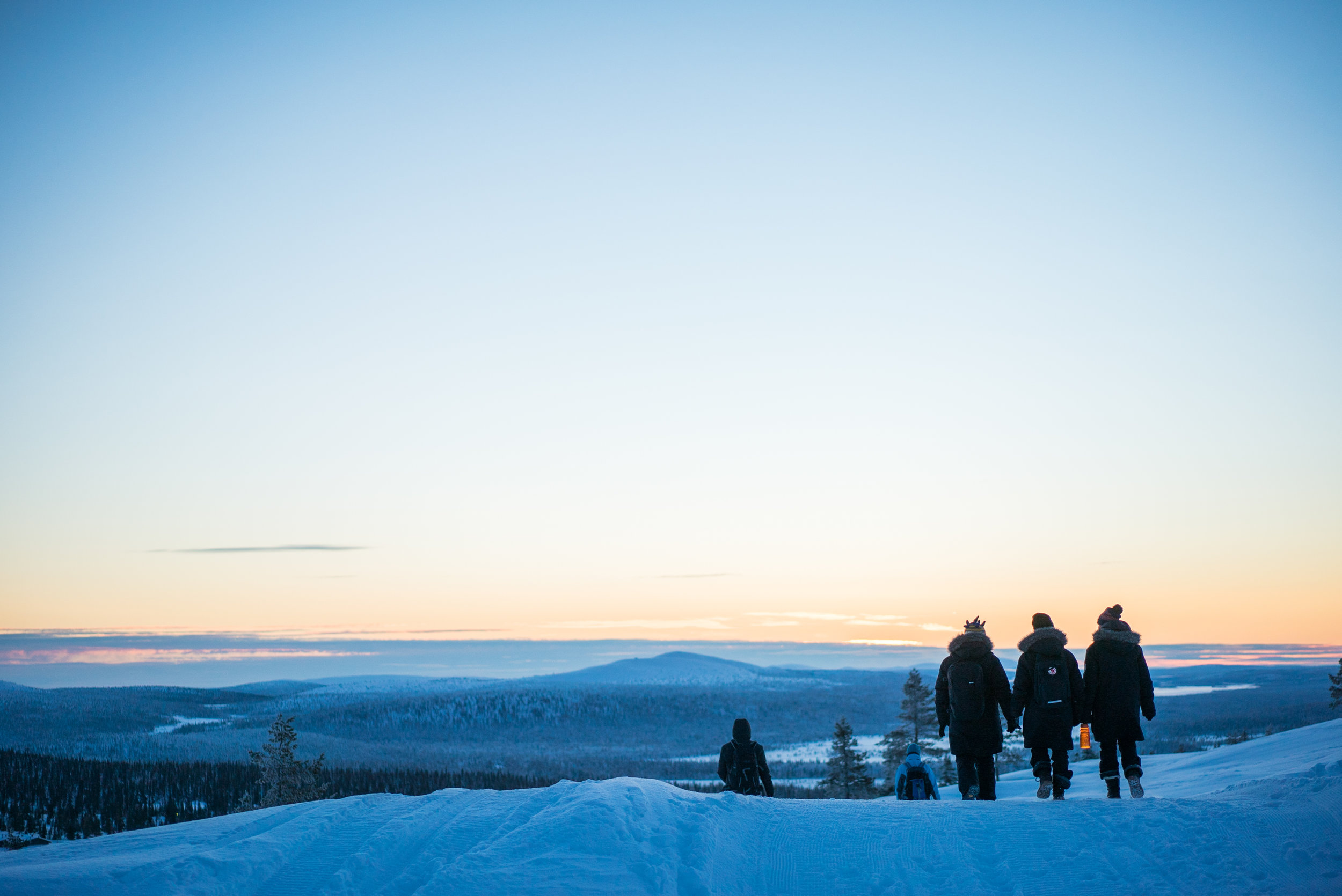 Come and enjoy the pure Finnish wildnerness -