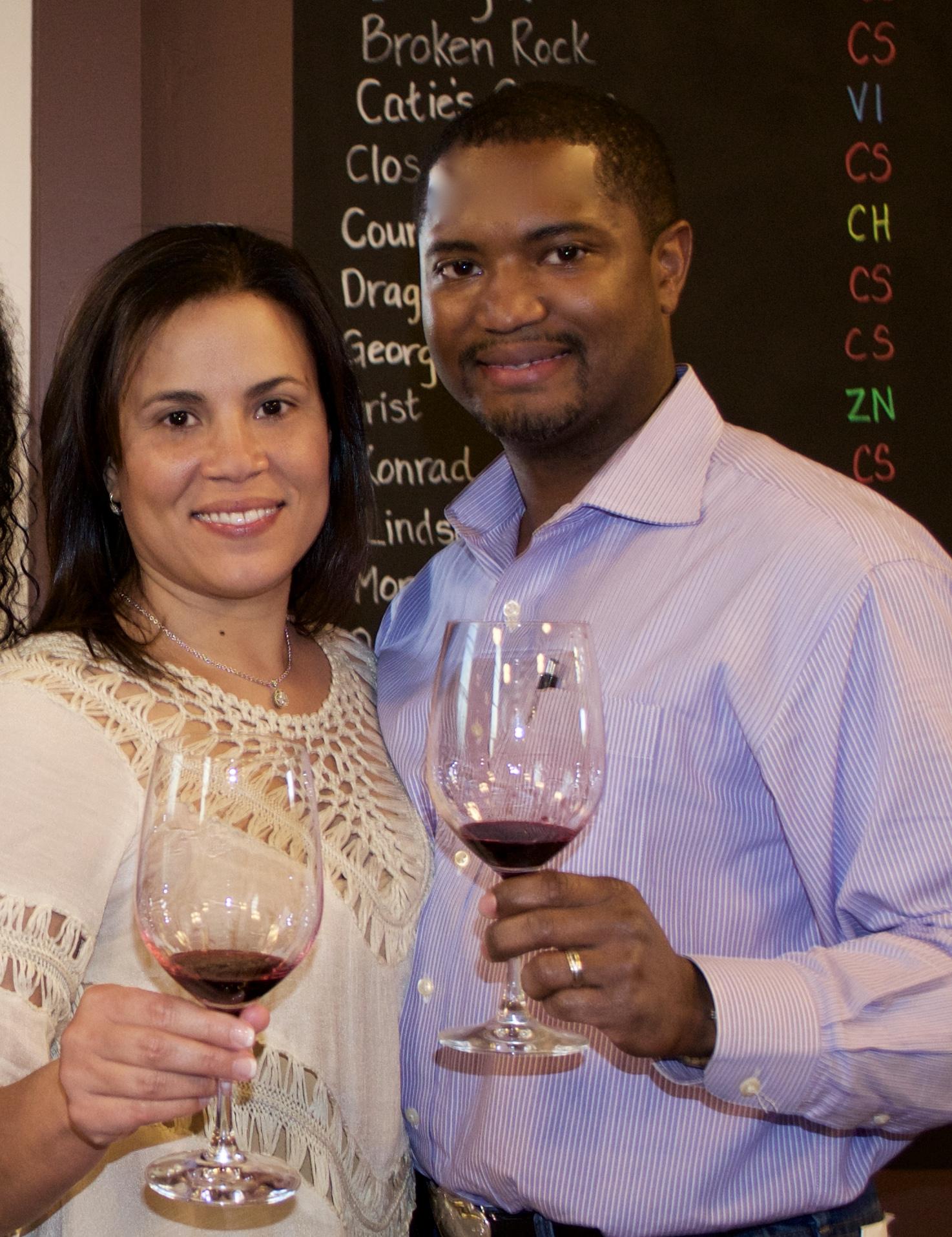 Dawna & Chauncey Jones