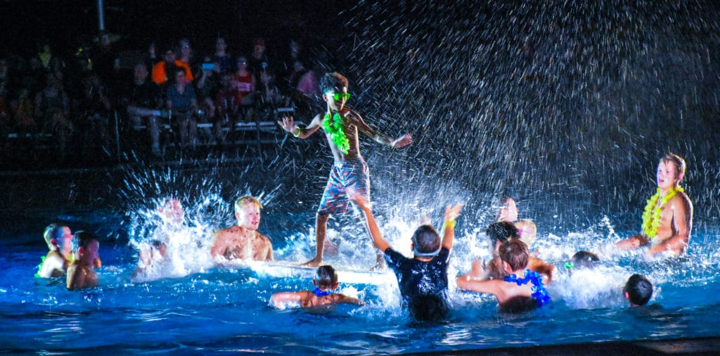 Willowick Water Show