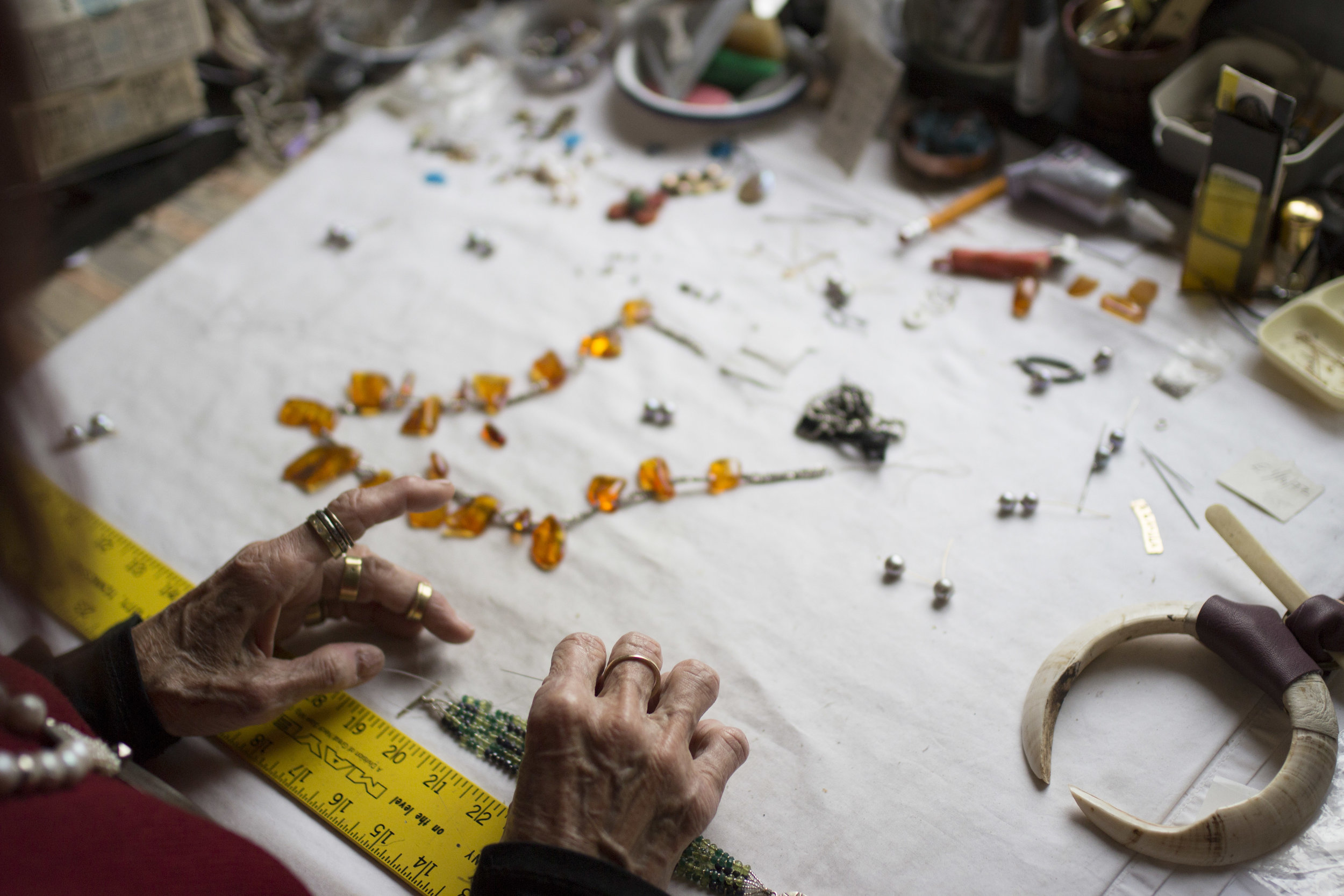Simma Chester - Jewelry Repairs and Restyling