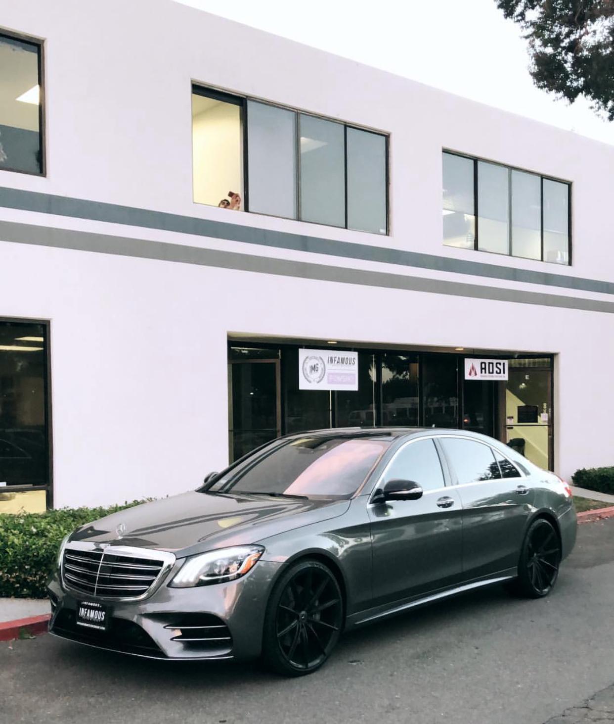 2019 Mercedes S560 -