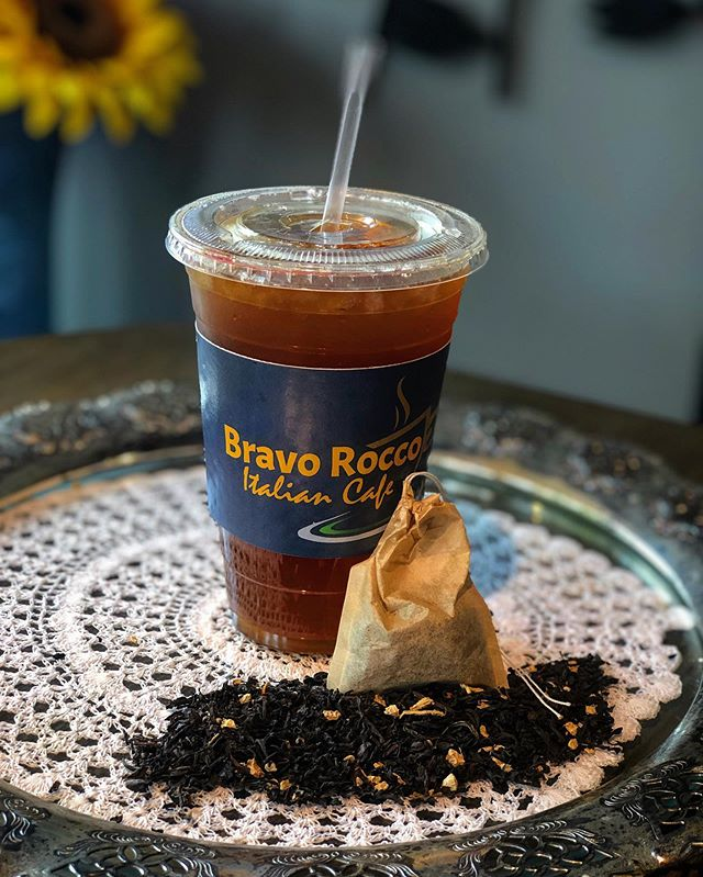 VarieTEA is the spice of life 🌿 try one of our many BREWtiful organic loose leaf teas 🌿 . . . . . #rva #tea #organictea #tealover #teadrinkers #richmondva #localcafe #coffeeshop
