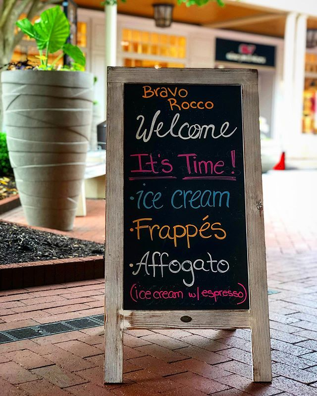 The weather is warm and the sun is shining! Come check out some of our summer specials 🍨@stonypointfashionpark . . . . . #rva #localcoffee #rvacafe #rvafood #rvafoodie #coffee #coffeeshop #localcoffee #localcoffeeshop #icecream #richmondva #visitrichmondva