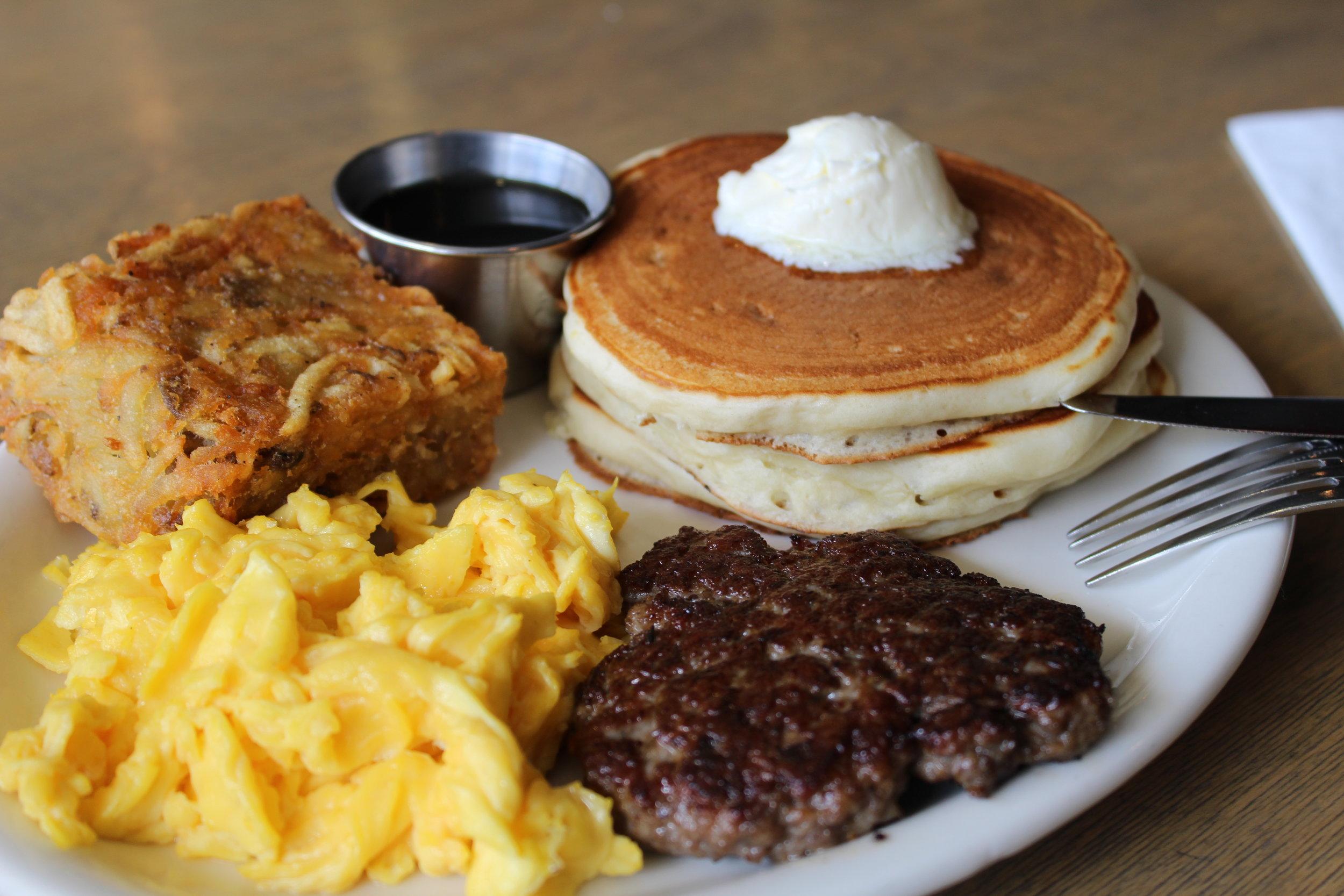 Lumberjack Pancake Breakfast