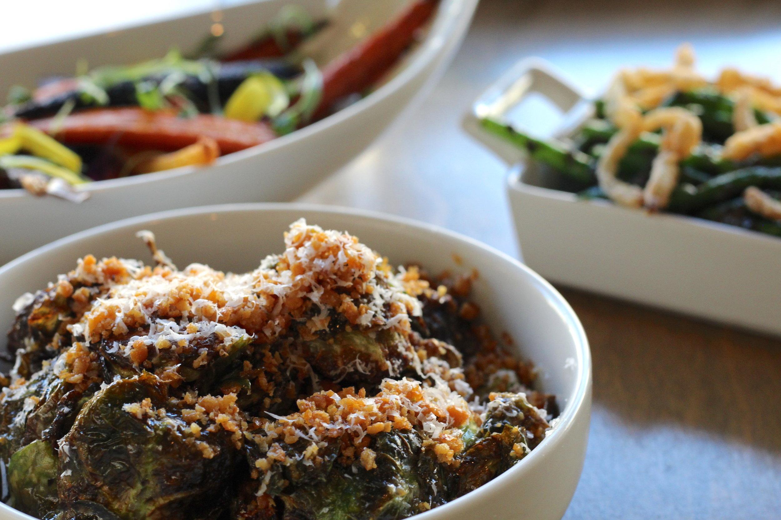 Vegetables Sides (Dinner)