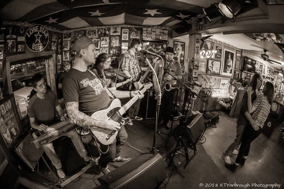 Ginny's Little Longhorn Saloon, Austin, TX Photo by: @KTYarbroughPhotography
