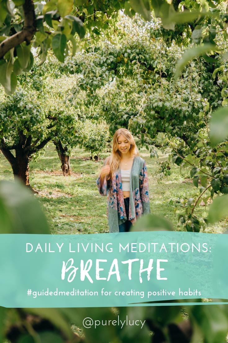 30-Minute Daily Living Meditation: Breathe