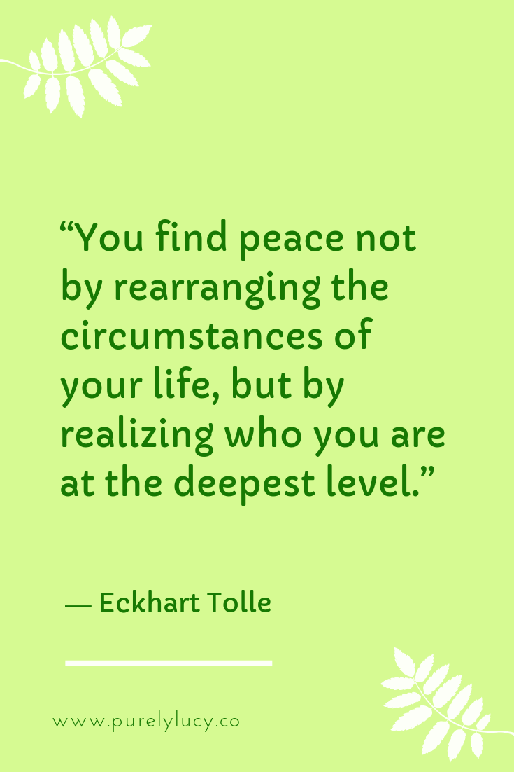 Eckhart Tolle || And still, I AM. 10-Minute Guided Meditation for Tuning-In to You Essence.