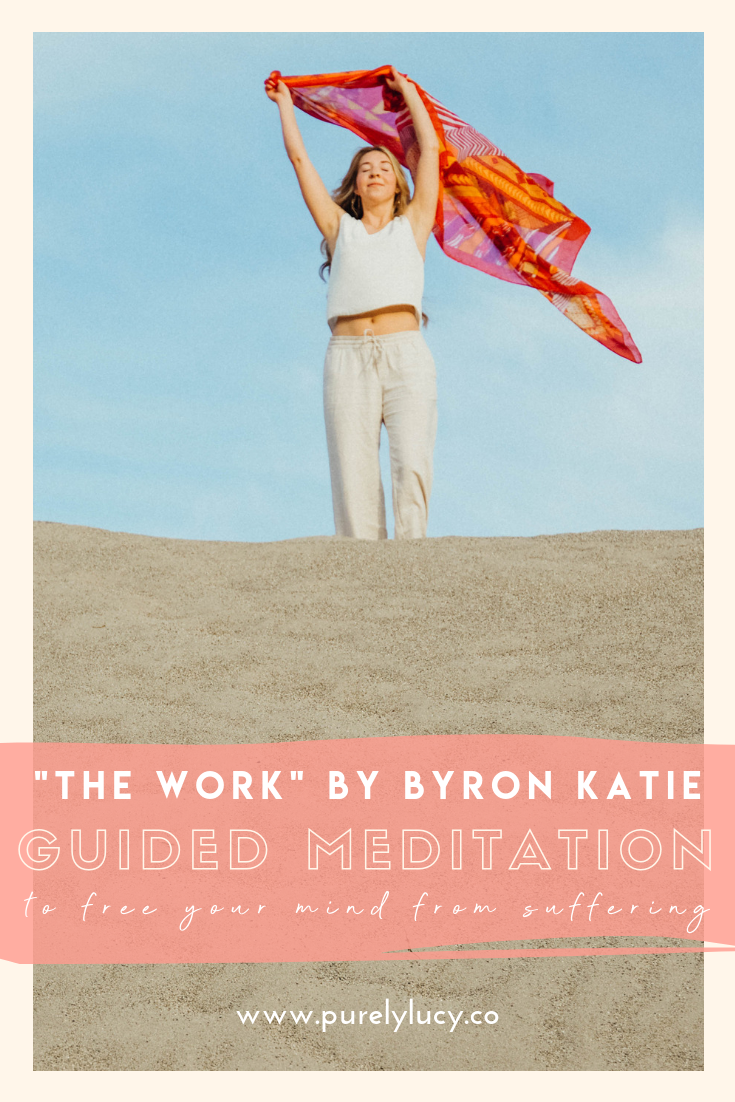 """""""The Work"""" Guided Meditation 