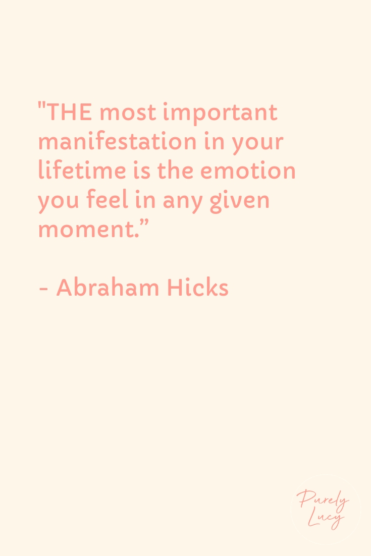 Abraham Hicks || Meditation for Cultivating Emotional Awareness