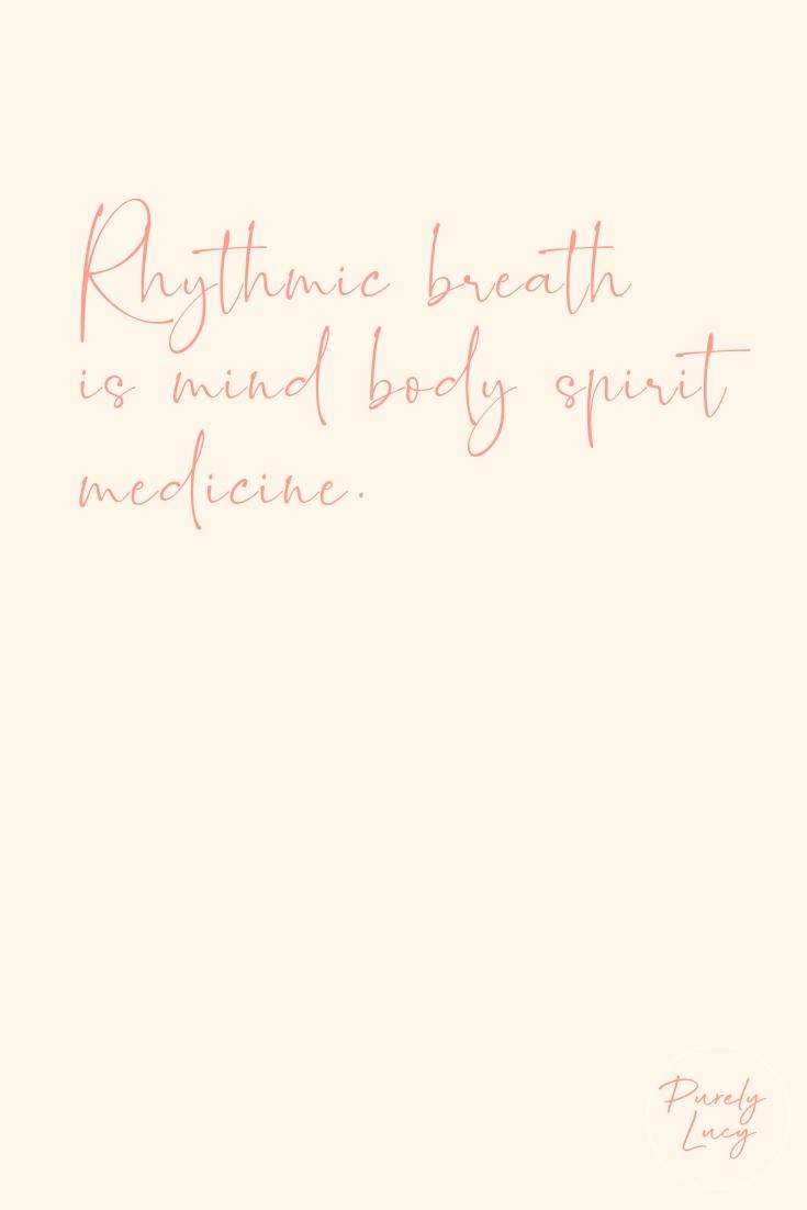 Rhythmic Breathing || Ocean Meditation www.purelylucy.co