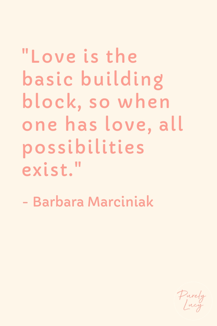 Love Quote || Barbara Marciniak (Path of Empowerment)