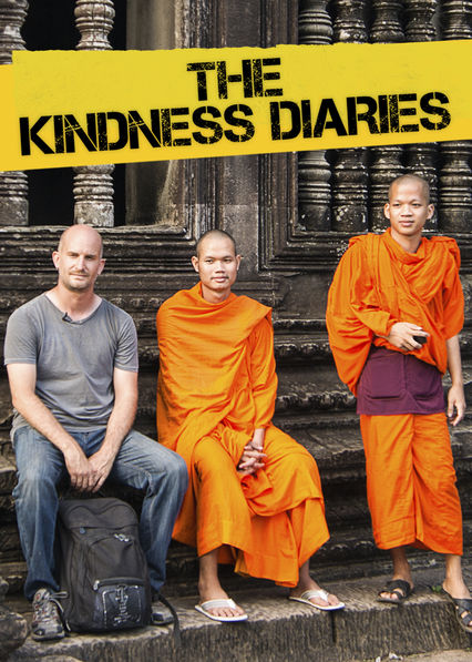 The Kindness Diaries - Meet Andy, a retired British business man who's travelling the world on his adorable yellow motorbike relying on the kindness of strangers alone (literally) and giving blessings to those in need along the way. This show is heartwarming, eye-opening, and sweet reminder of the power of kindness.This show actually inspired me to pick up my first hitchhiker (don't worry it was VERY safe) and it felt so good to trust a stranger and make an authentic connection.