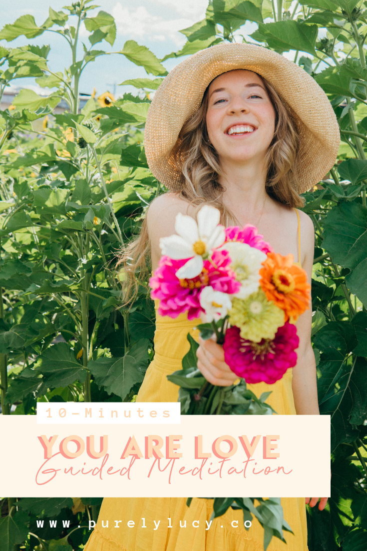 YOU ARE LOVE || Guided Meditation