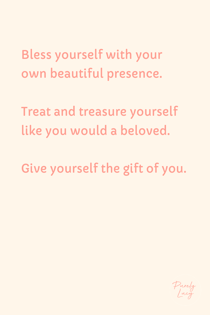 Give Yourself the Gift of You! || Guided Meditation