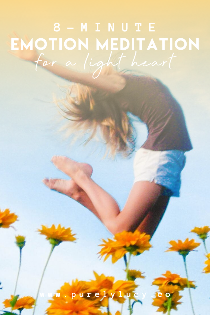 Guided Meditation to Cultivate A Light Heart