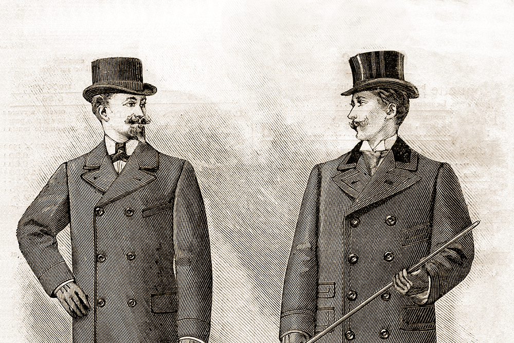 Wayback Advice: The Gentlemen's Book of Etiquette and Manual of Politeness
