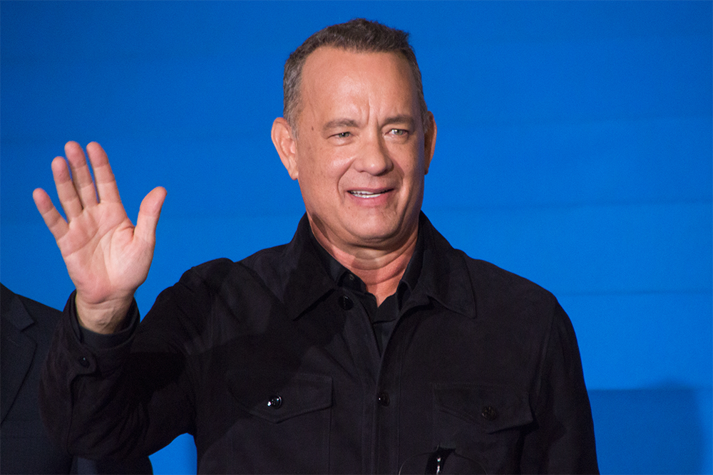 3 Great Pieces of Advice from Tom Hanks, America's Dad