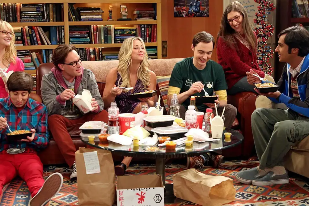 Is the Gang from The Big Bang Theory Genius with Group Dynamics?