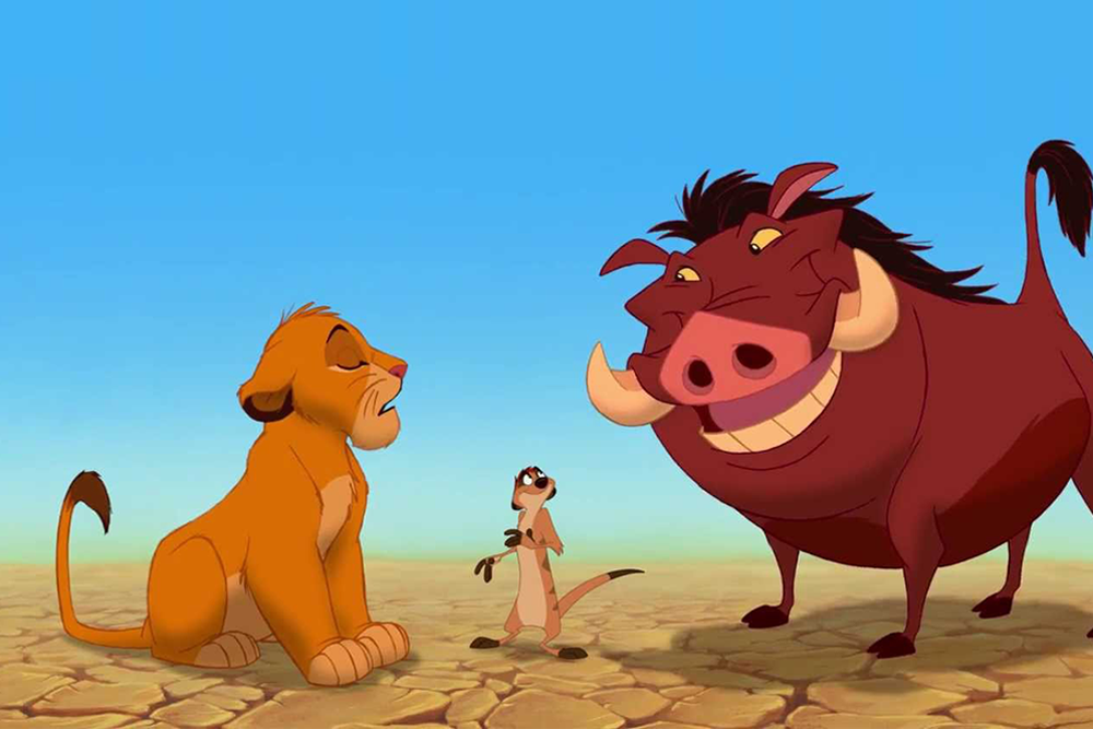 Hakuna Matata and Other Lessons Learned from Timon & Pumbaa Hakuna Matata and Other Lessons Learned from Timon & Pumbaa