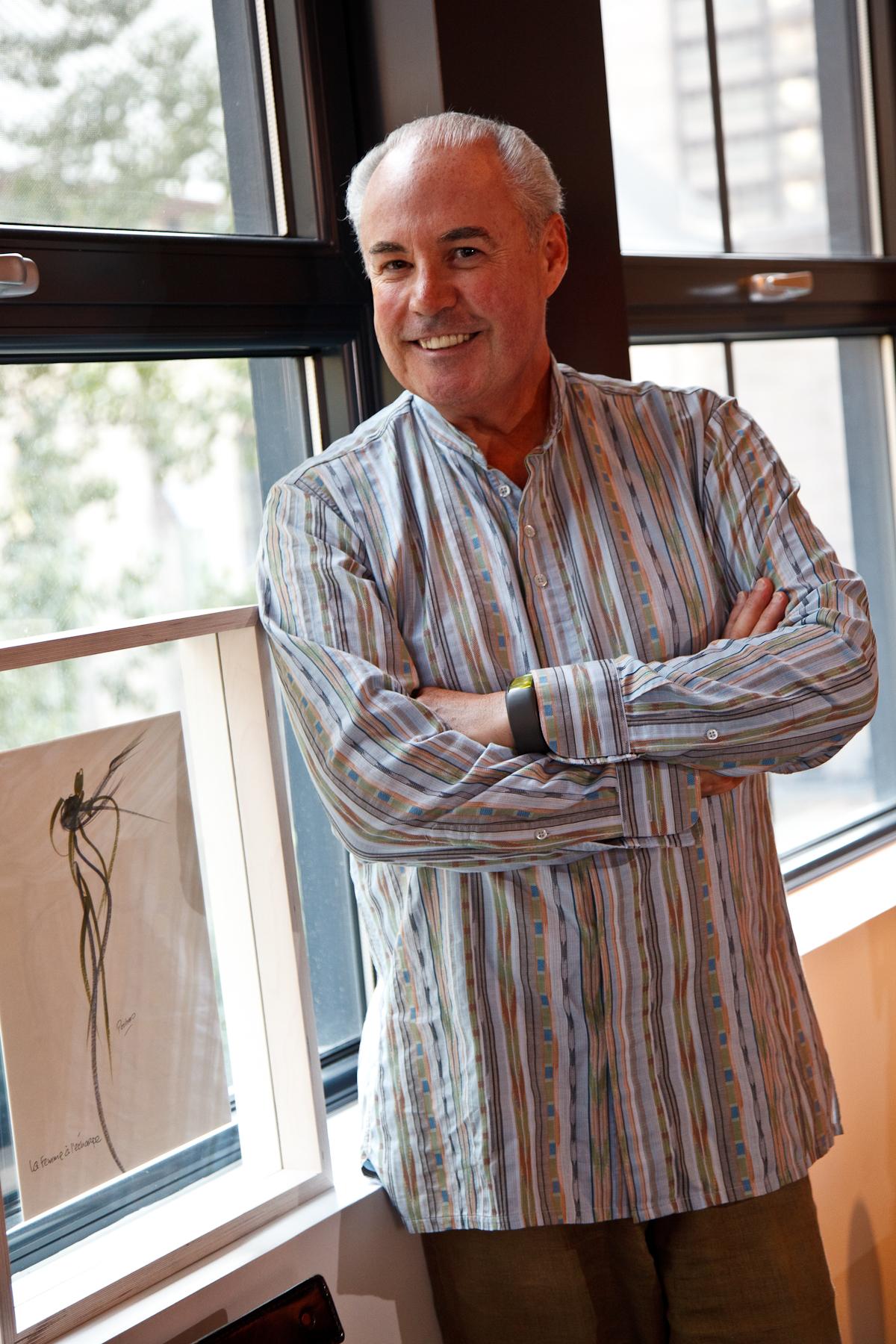 Jean Claude Poitras, Designer
