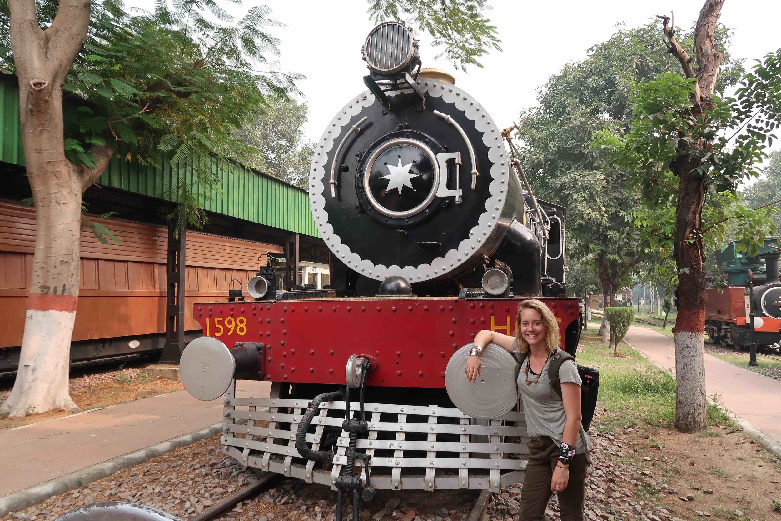 Get your inner Sheldon out and visit the National Railway Museum in Delhi! Have a fire paan in Delhi! Or try one of these other unusual things to do in Delhi..