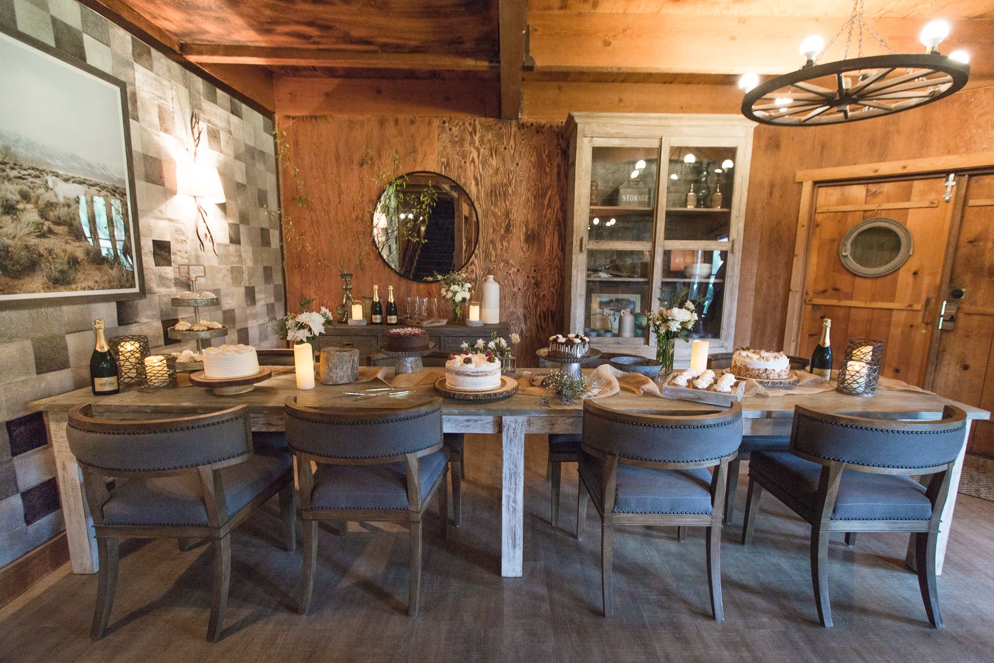Greenhorn Ranch Table