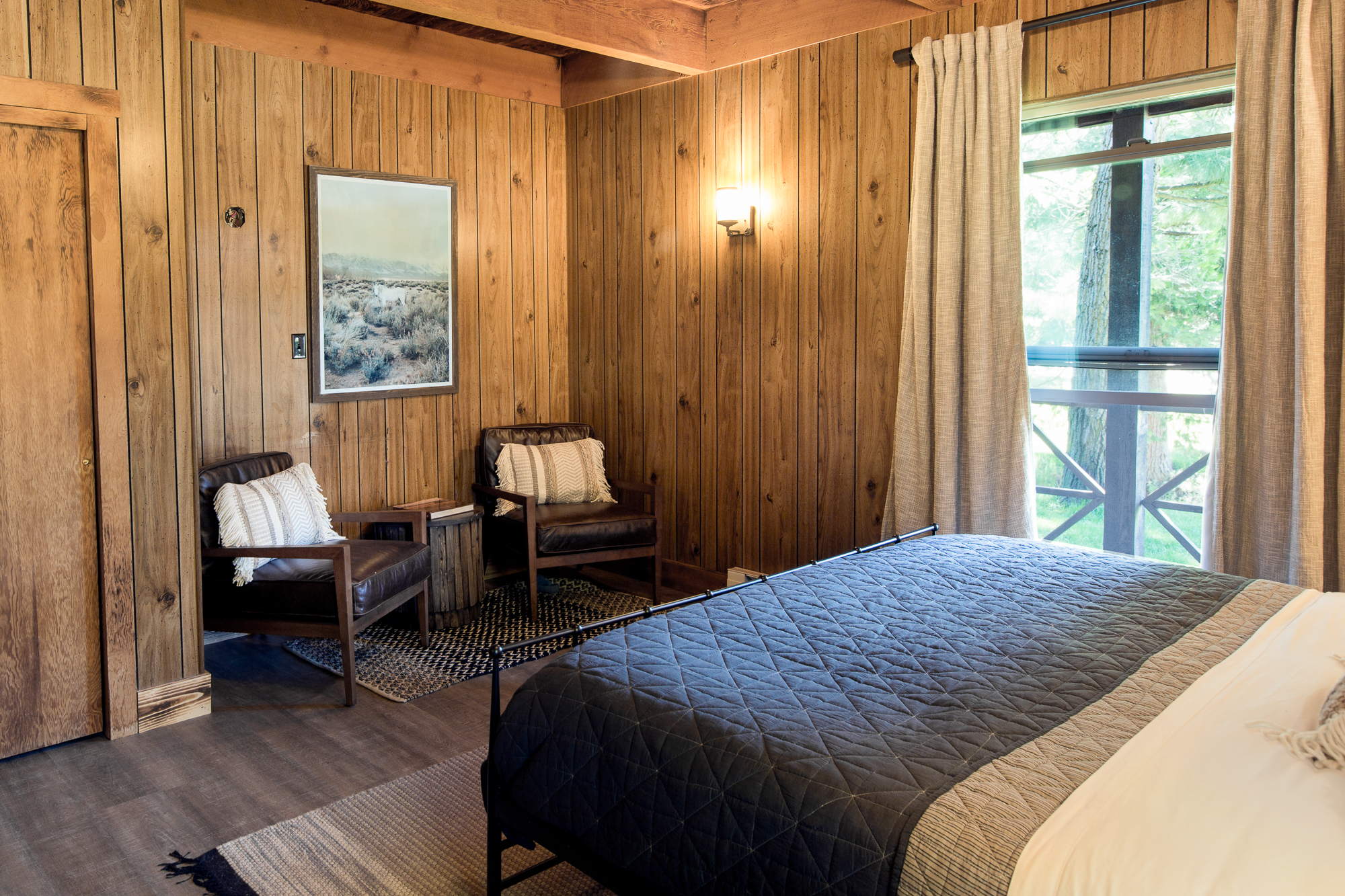 Greenhorn Ranch Lodge Guest Rooms