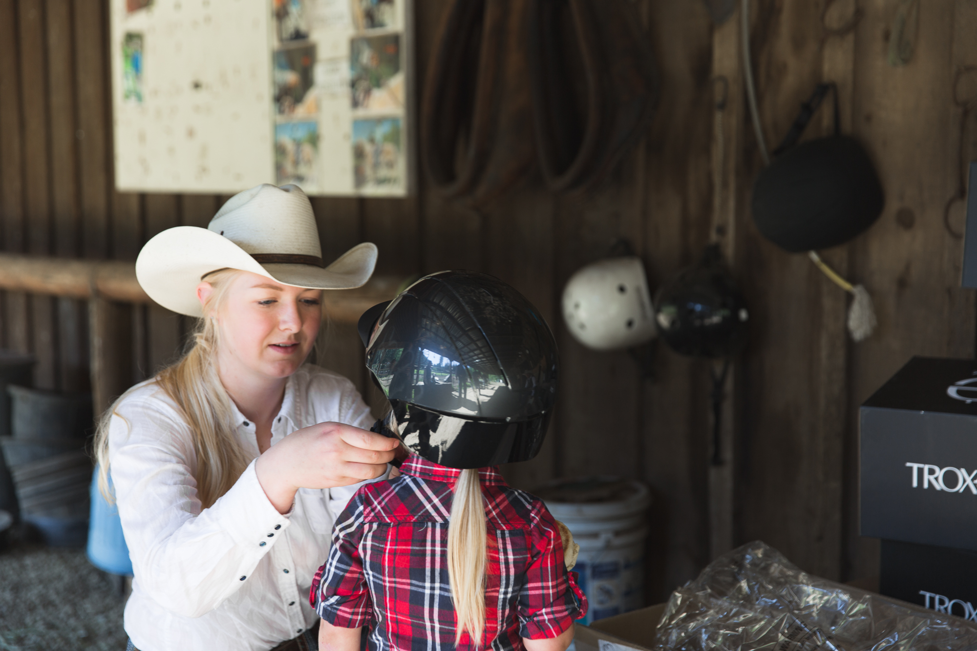 Greenhorn Ranch Horse Safety