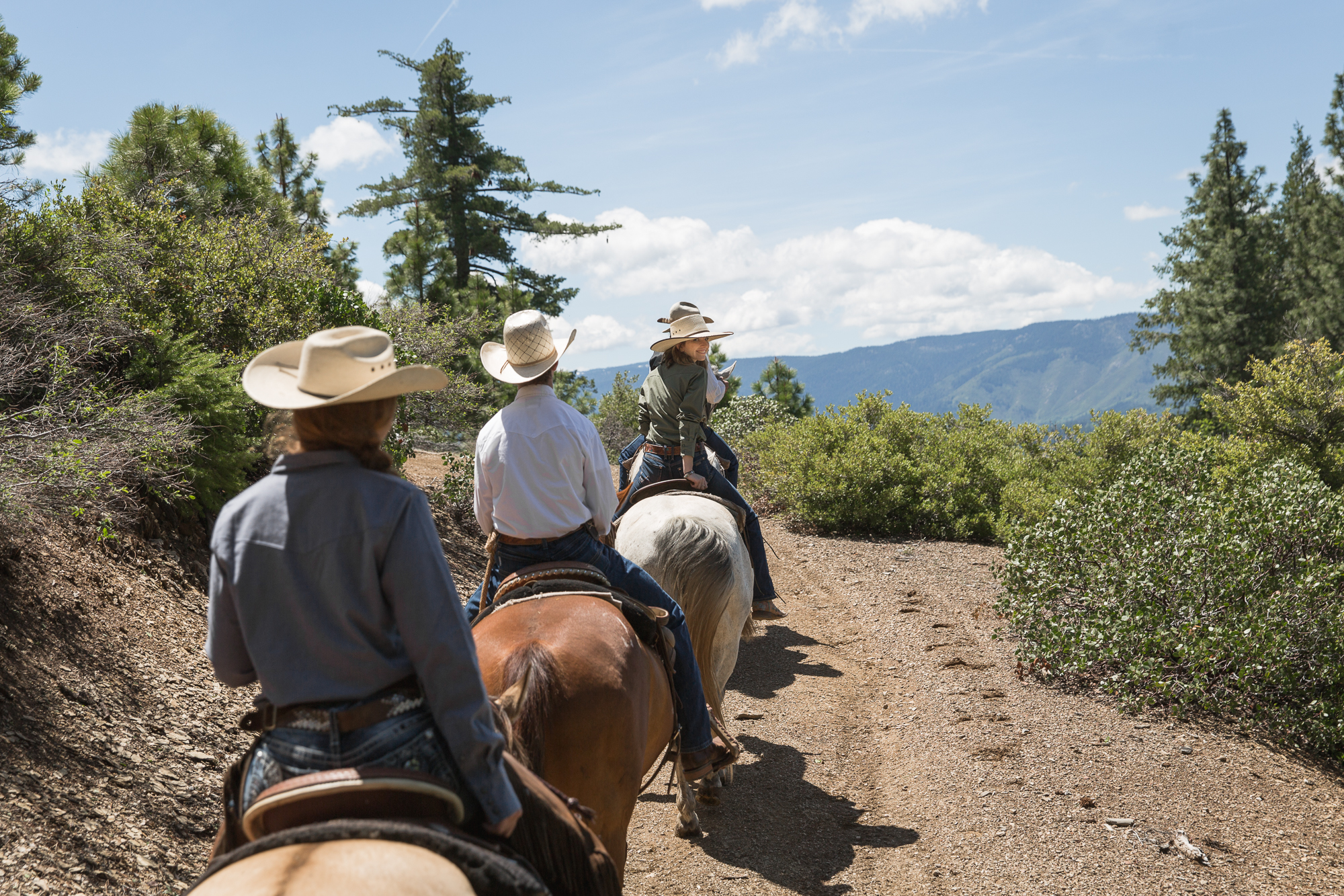 Greenhorn Ranch Trail Rides