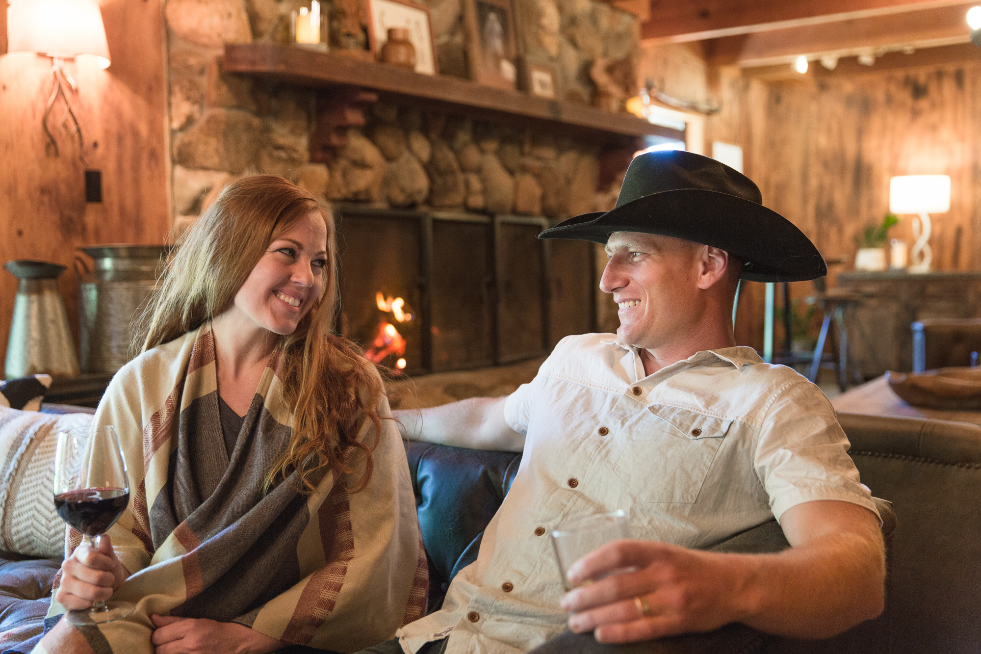 dude ranch engagement