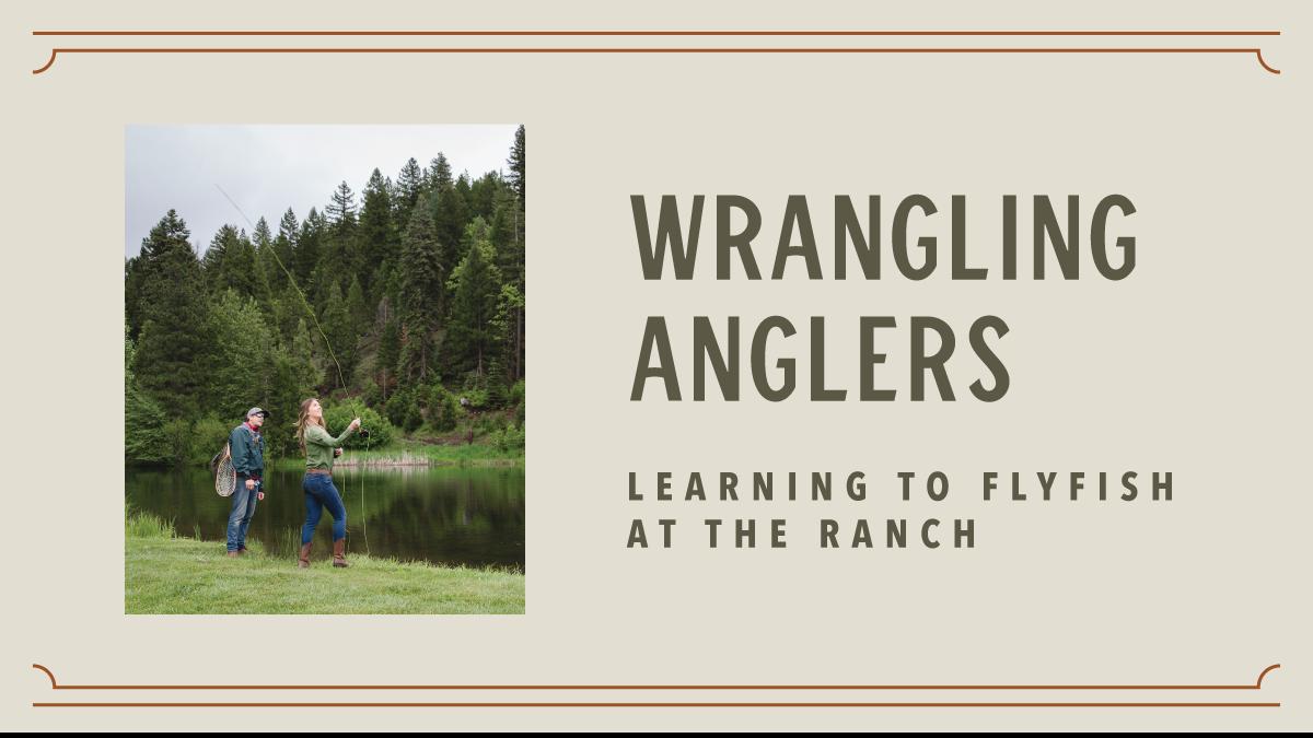 Learning vacations at Greenhorn Ranch