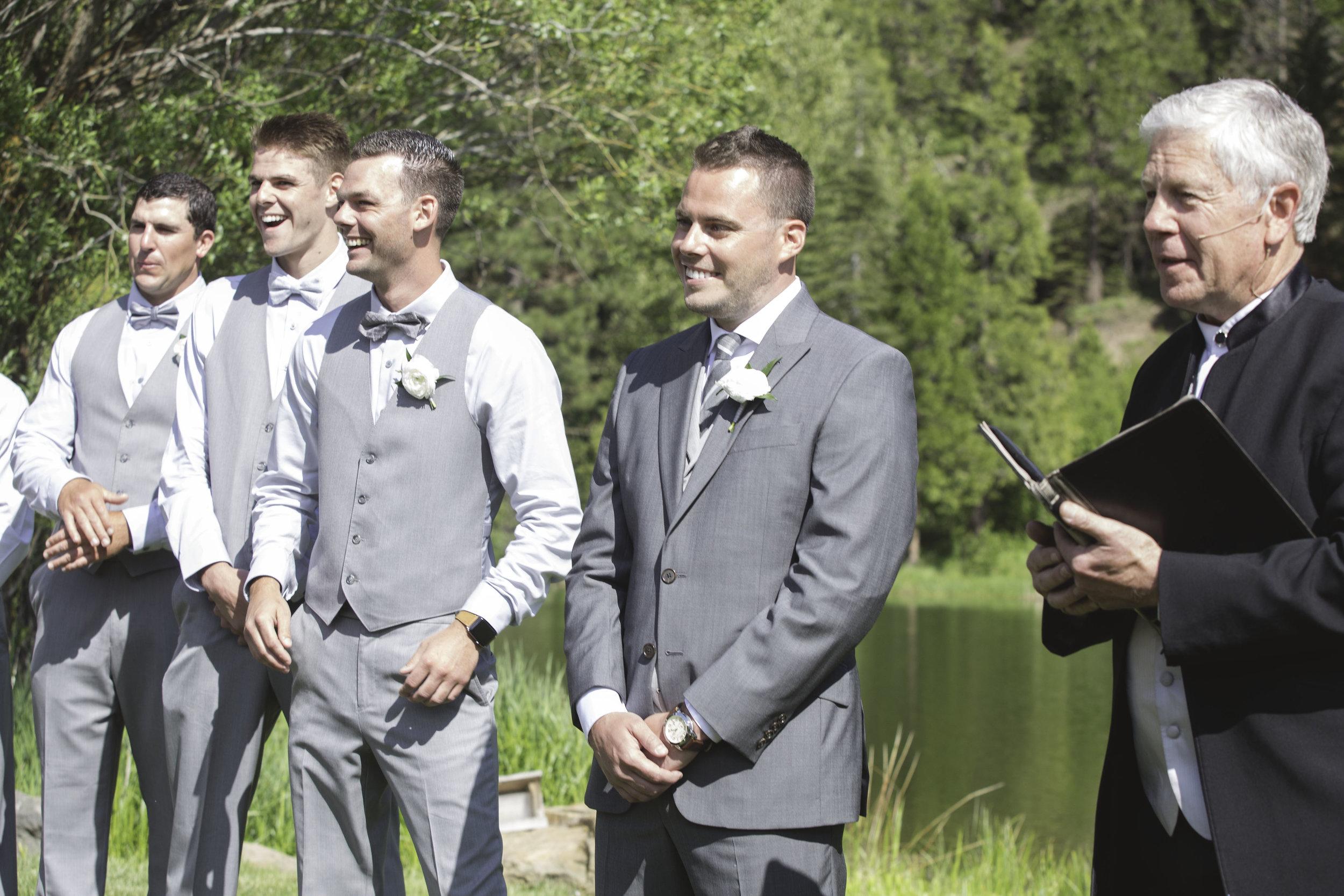 Weddings at Greenhorn Ranch