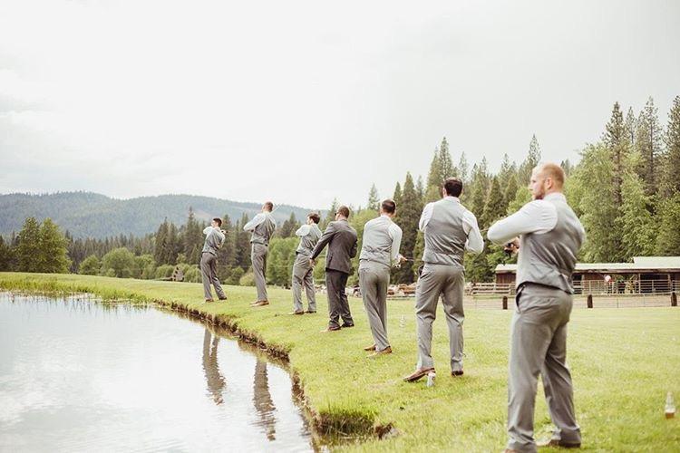 bachelor party fishing trip