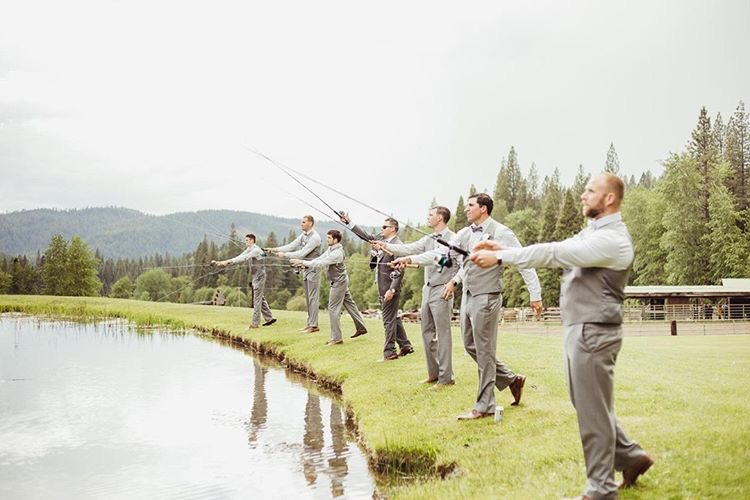 Fly Fishing Bachelor Party
